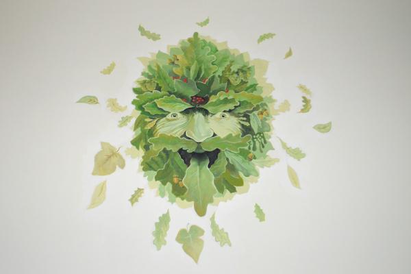 Greenman 4